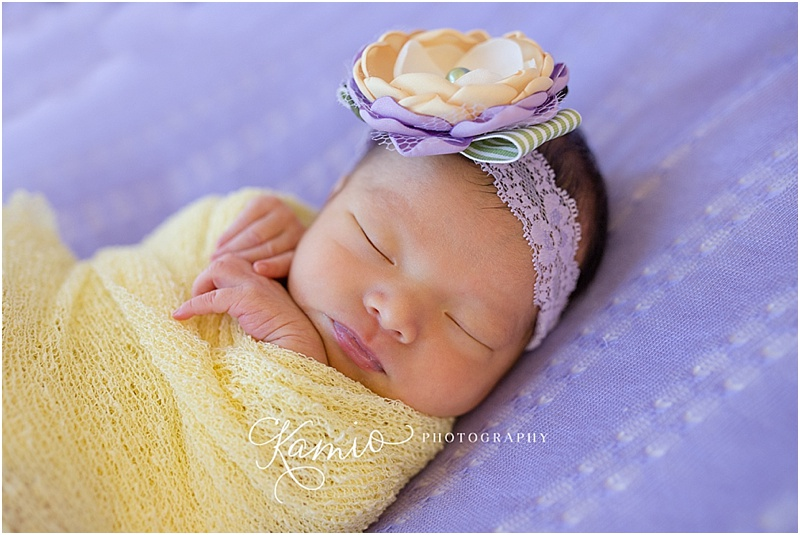 Jaslynn | Newborn A Seattle, WA studio newborn session